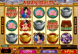 Asian Beauty - New online pokie at Spin Palace Casino