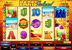 Party Island - New online pokie at Spin Palace Casino