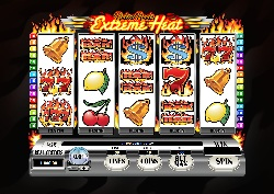 Retro Reels Extreme Heat - New online pokie at Spin Palce Casino